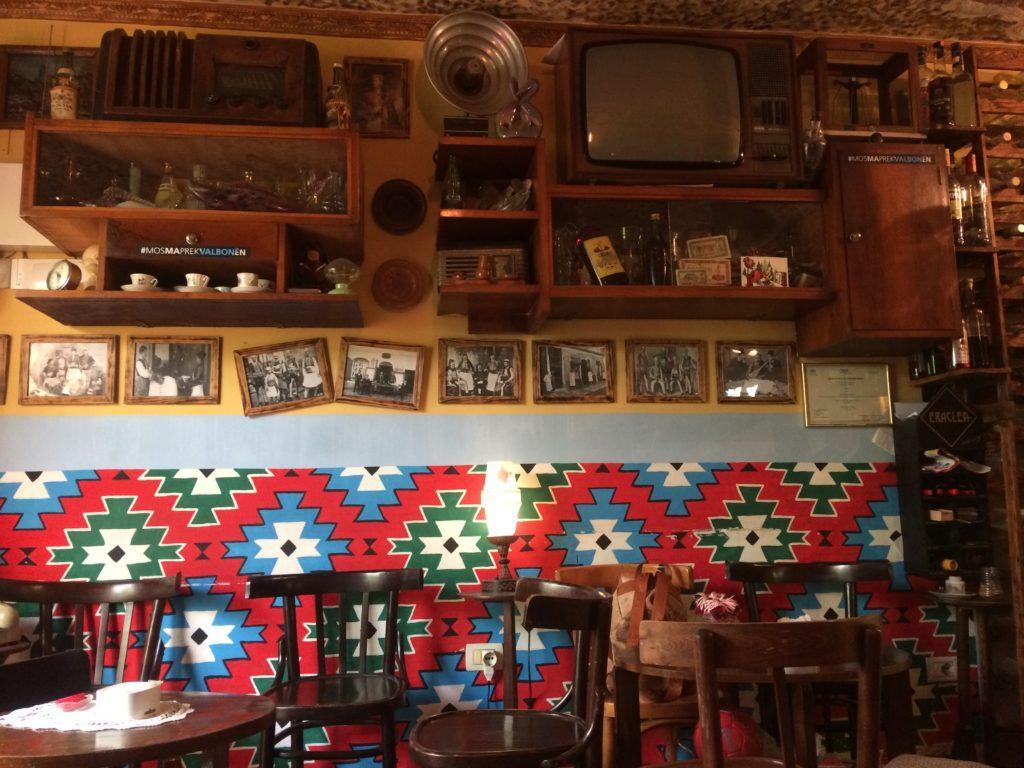 лучшие кафе Тираны