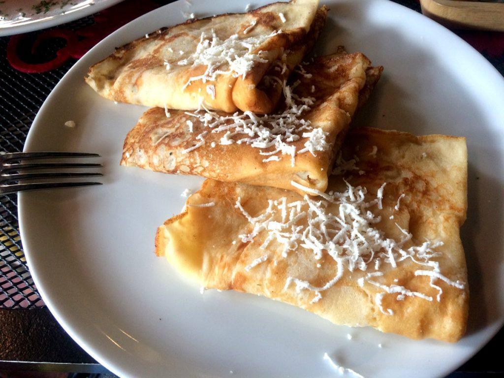 где позавтракать в Тиране