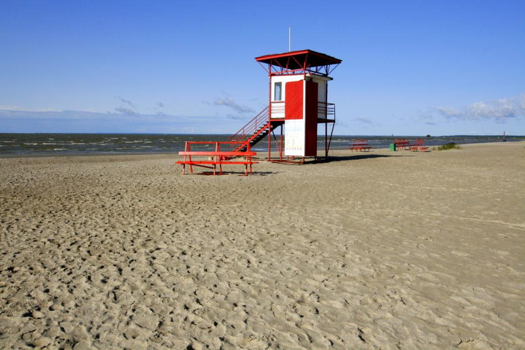 Прибалтика пляжи
