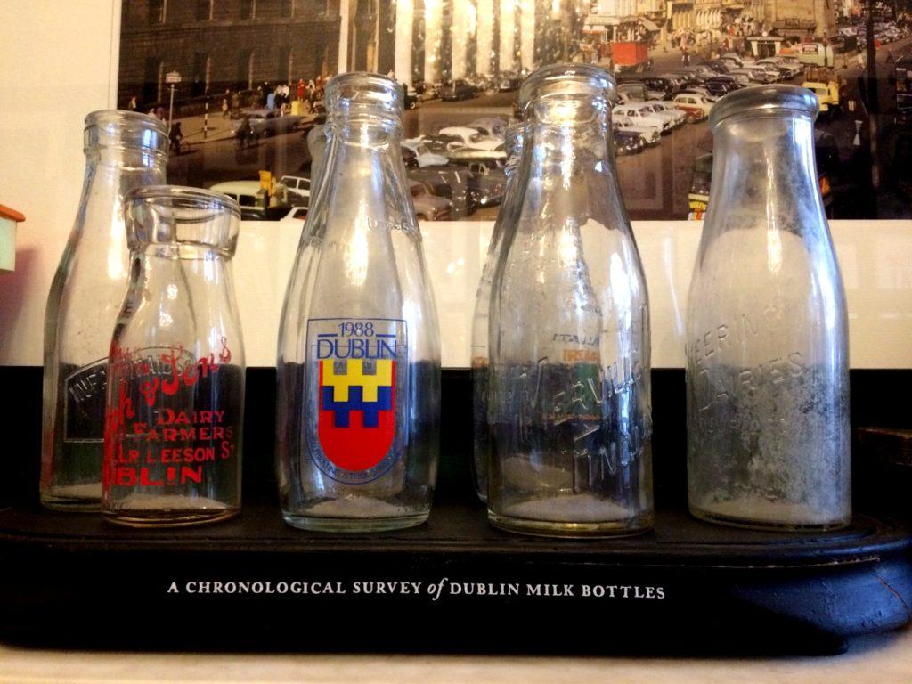 бутылка для молока