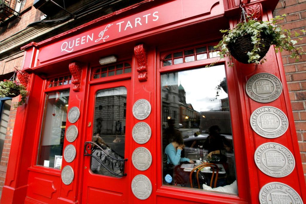 лучшие десерты в Дублине