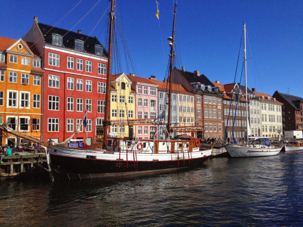 гавань Копенгаген