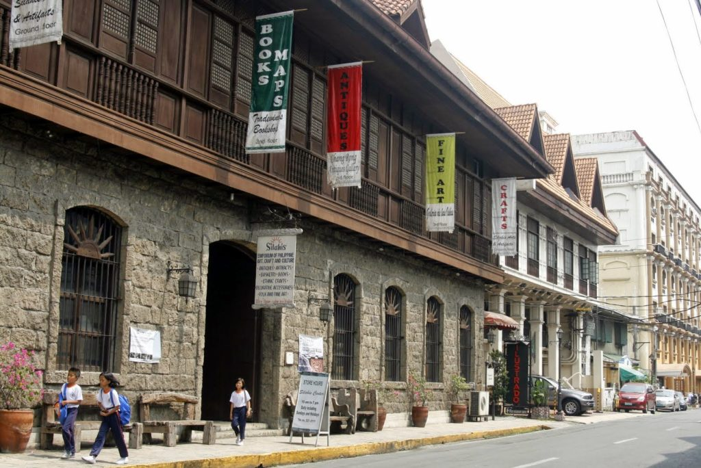 Старый город Манилы