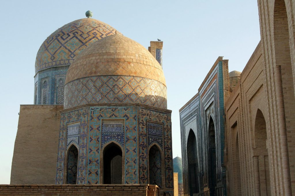 мавзолеи Самарканд
