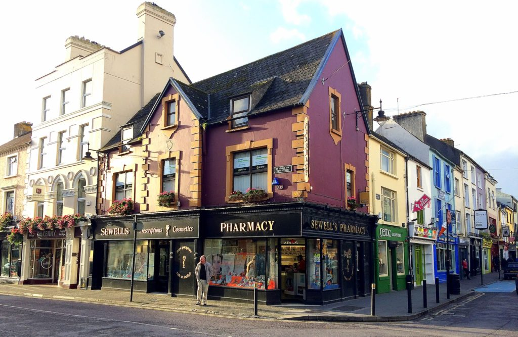 путешествие по Ирландии