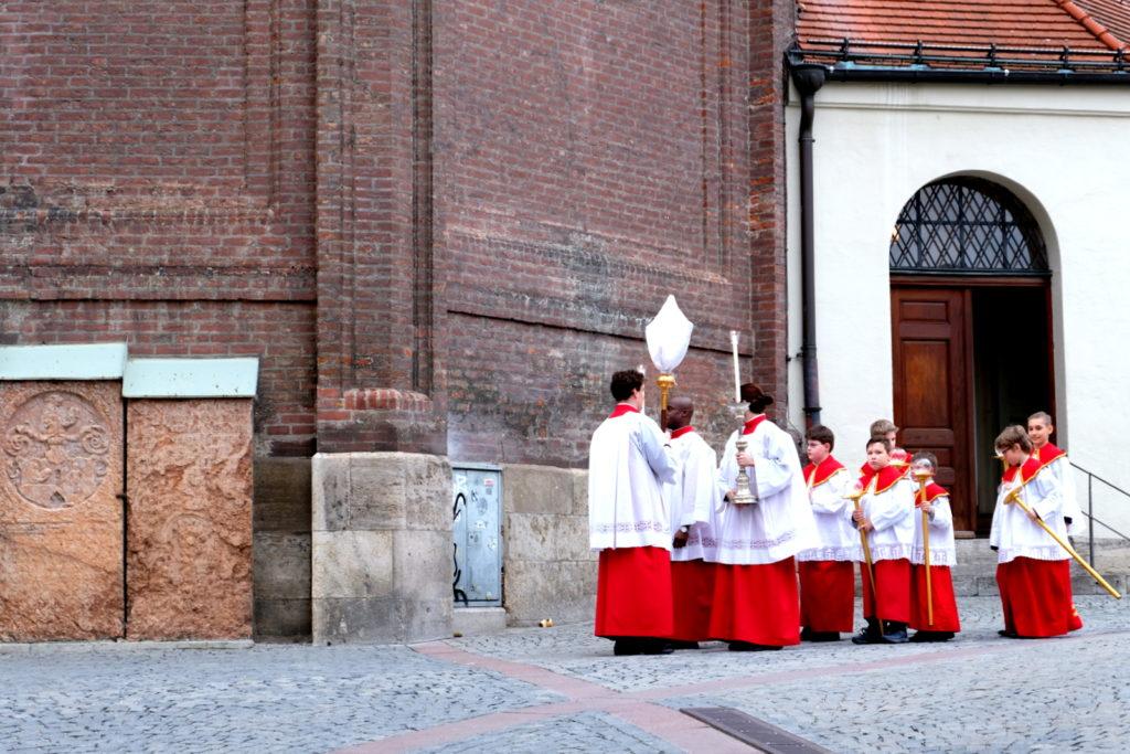 собор Мюнхен