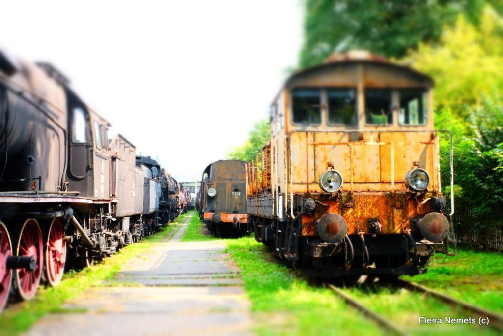железнодорожный музей в Закопане