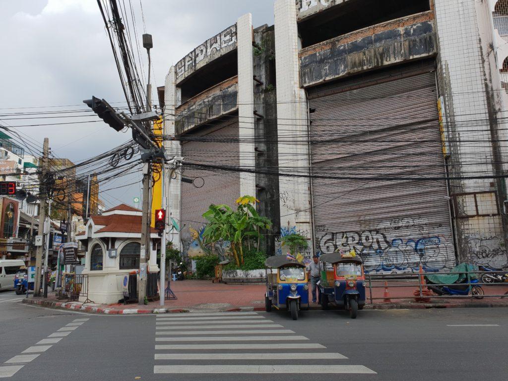 Бангкок туризм