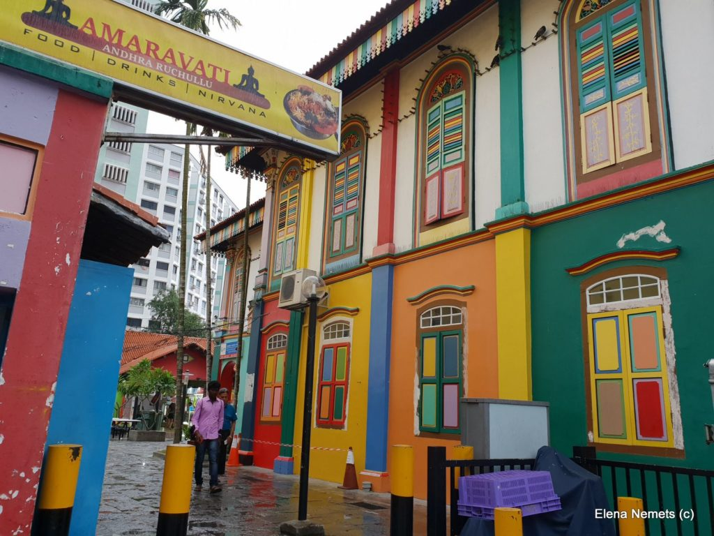 Little India Сингапур
