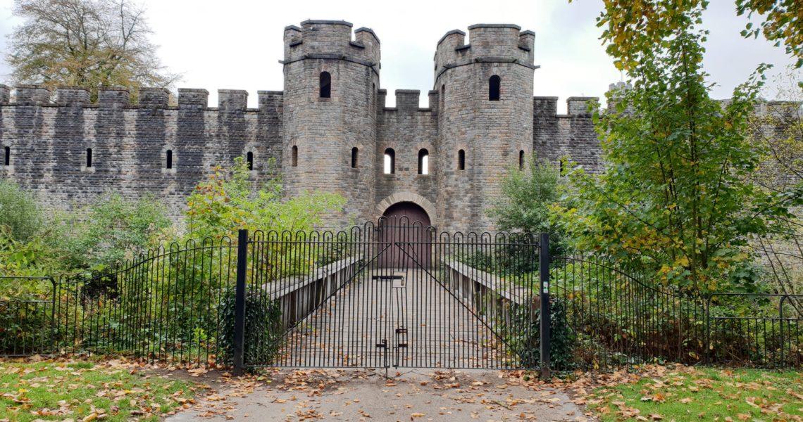 Замок Кардиффа