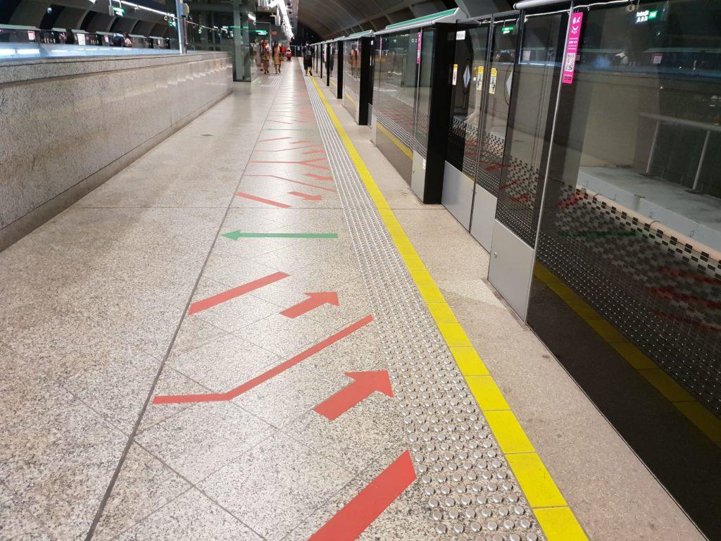 метро навигация