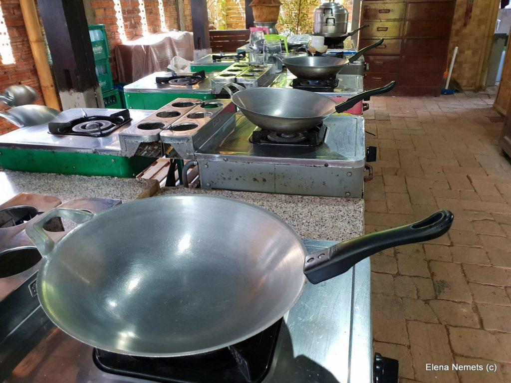 кулинарные курсы Тайланд