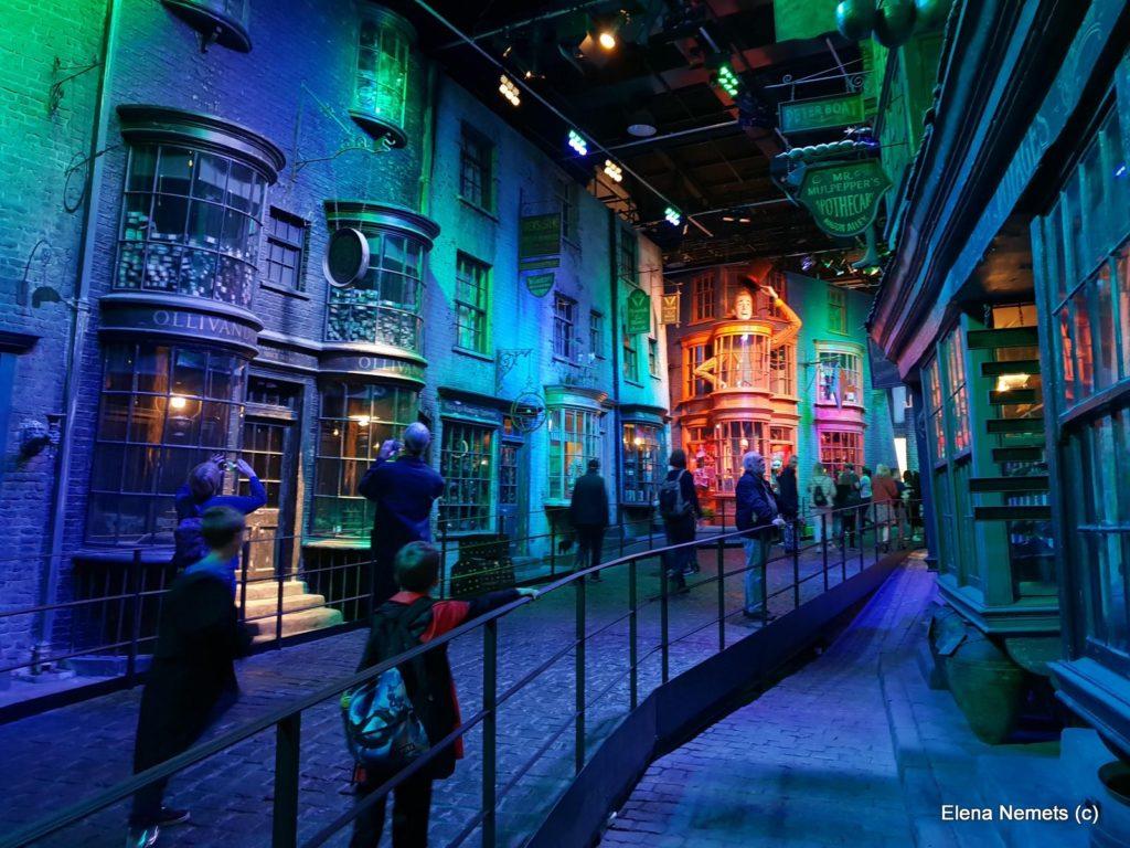 Декорации Гарри Поттер