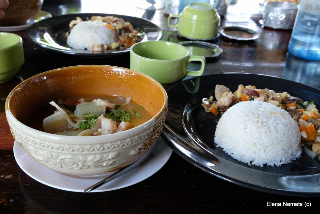 Тайская кухня