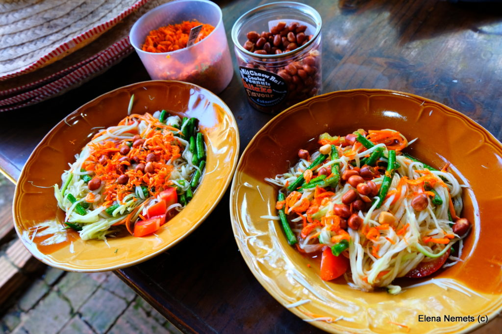 научиться готовить тайские блюда