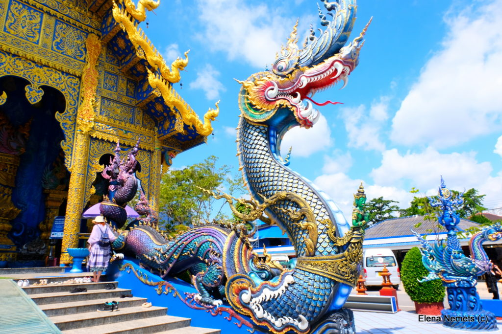 тайские храмы