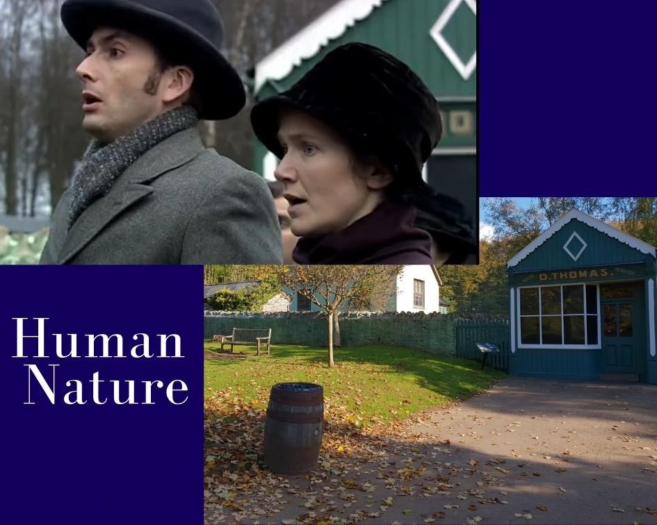 где снимали Doctor Who