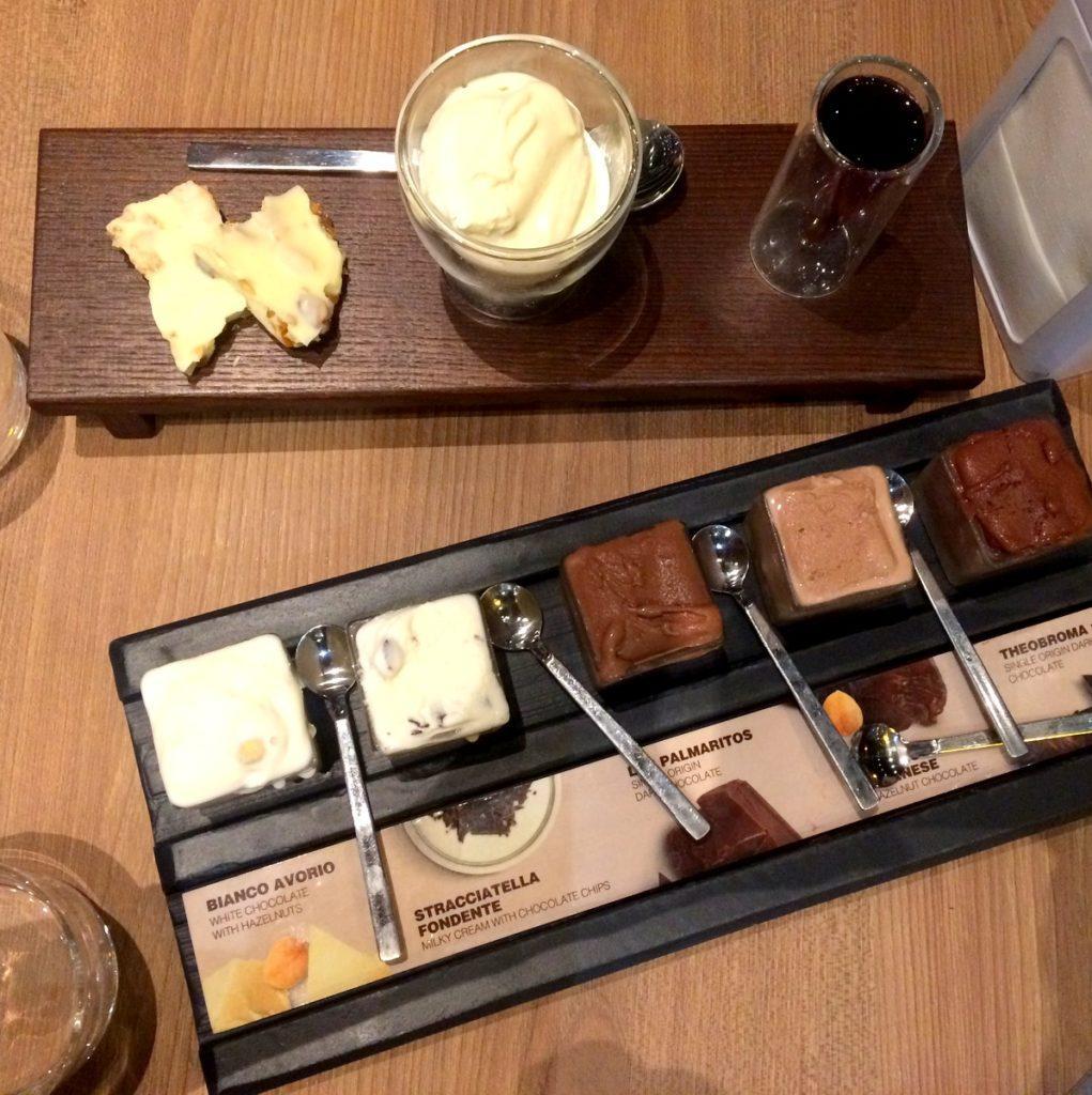 Тирана десерты