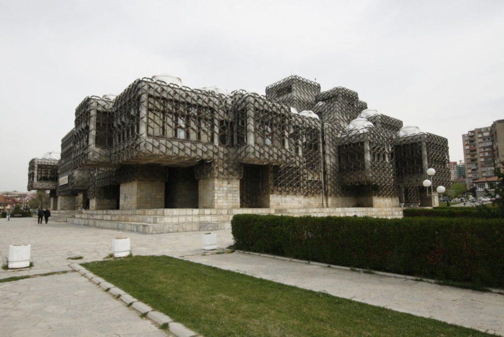 Pristina Library