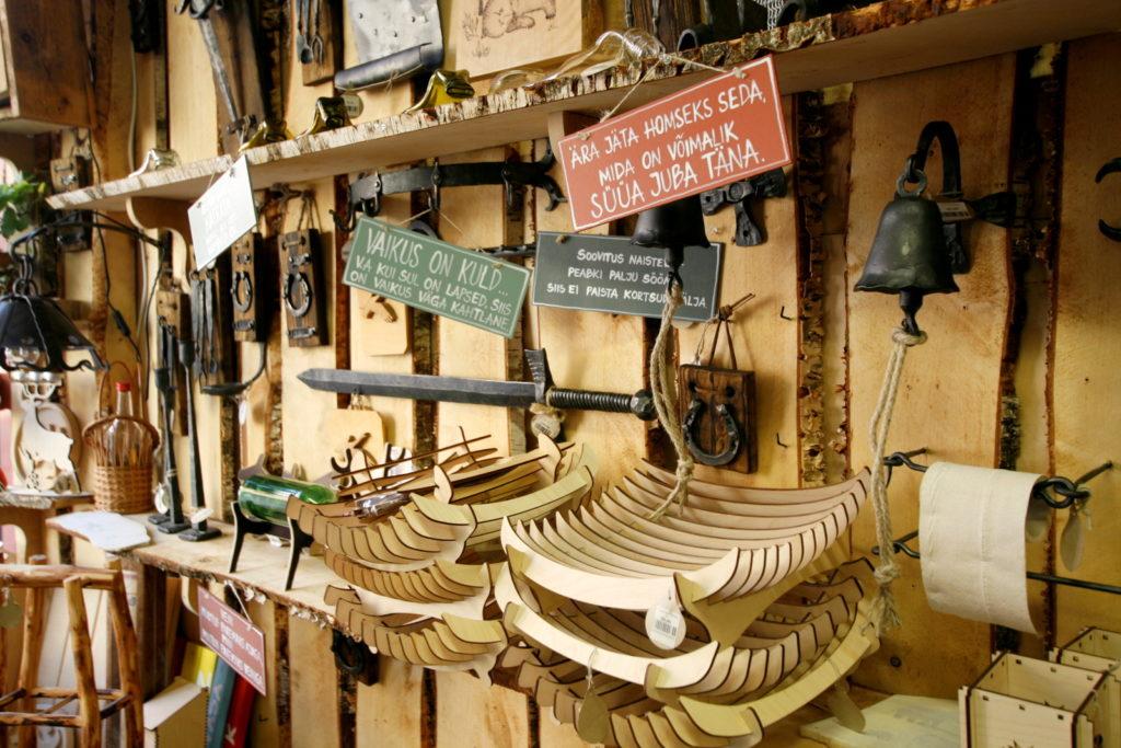 wooden handmade