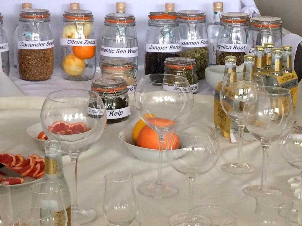Beara gin