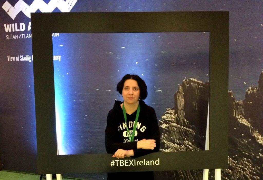 TBEX travel blogger