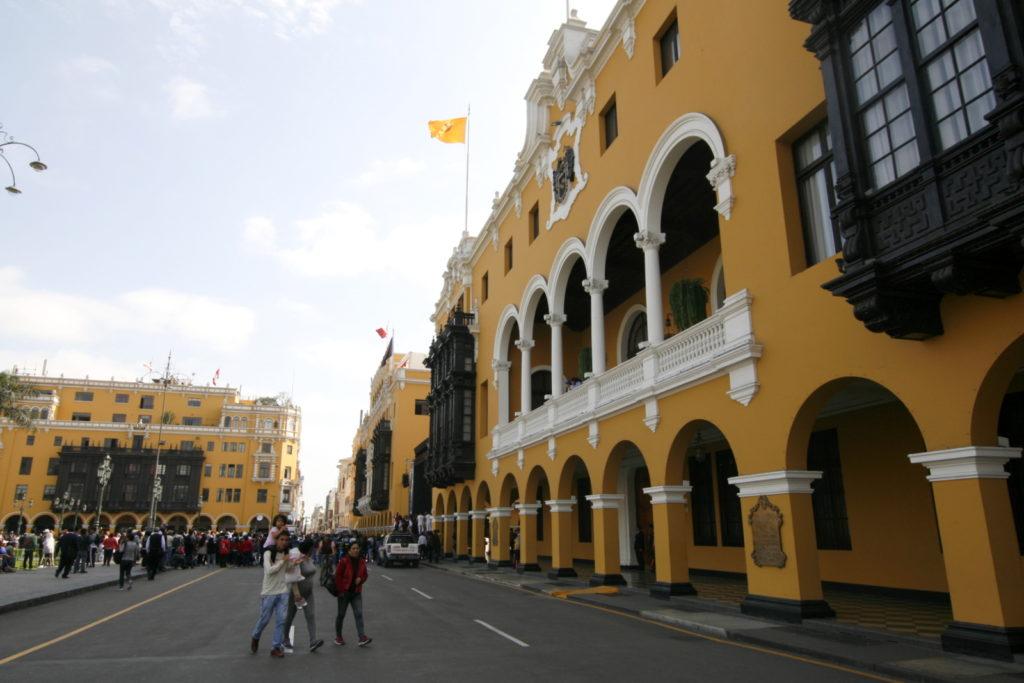Даунтаун Перу