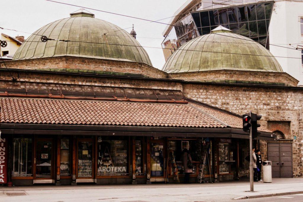 центр Сараево