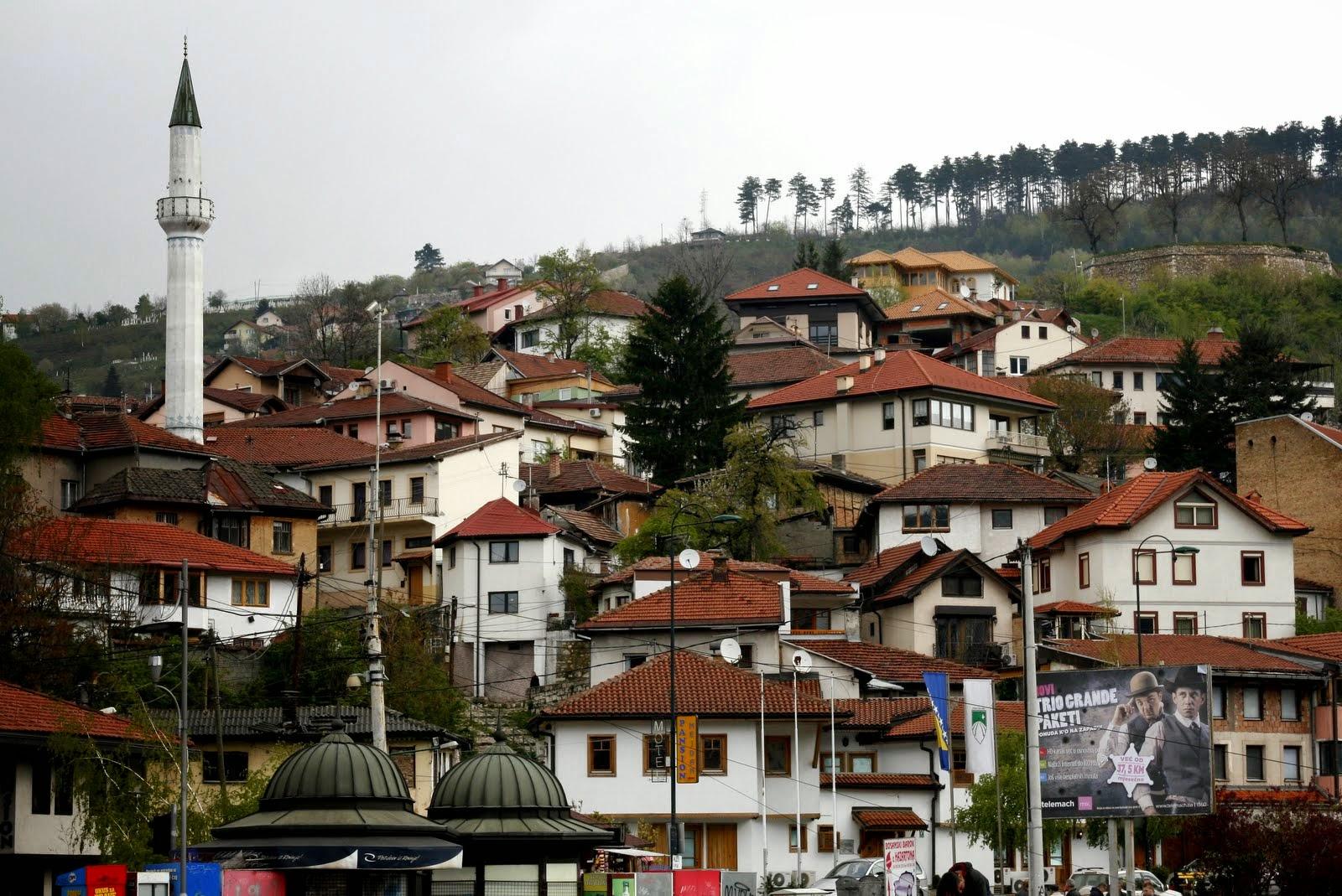 Сараево дома