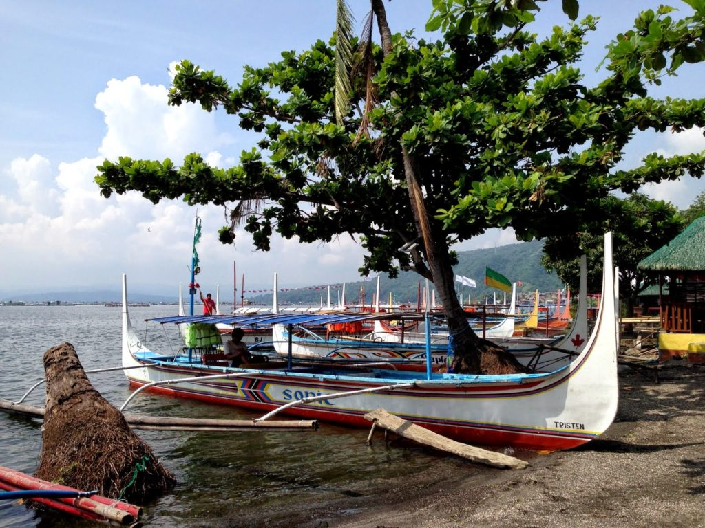 Тааль Филиппины