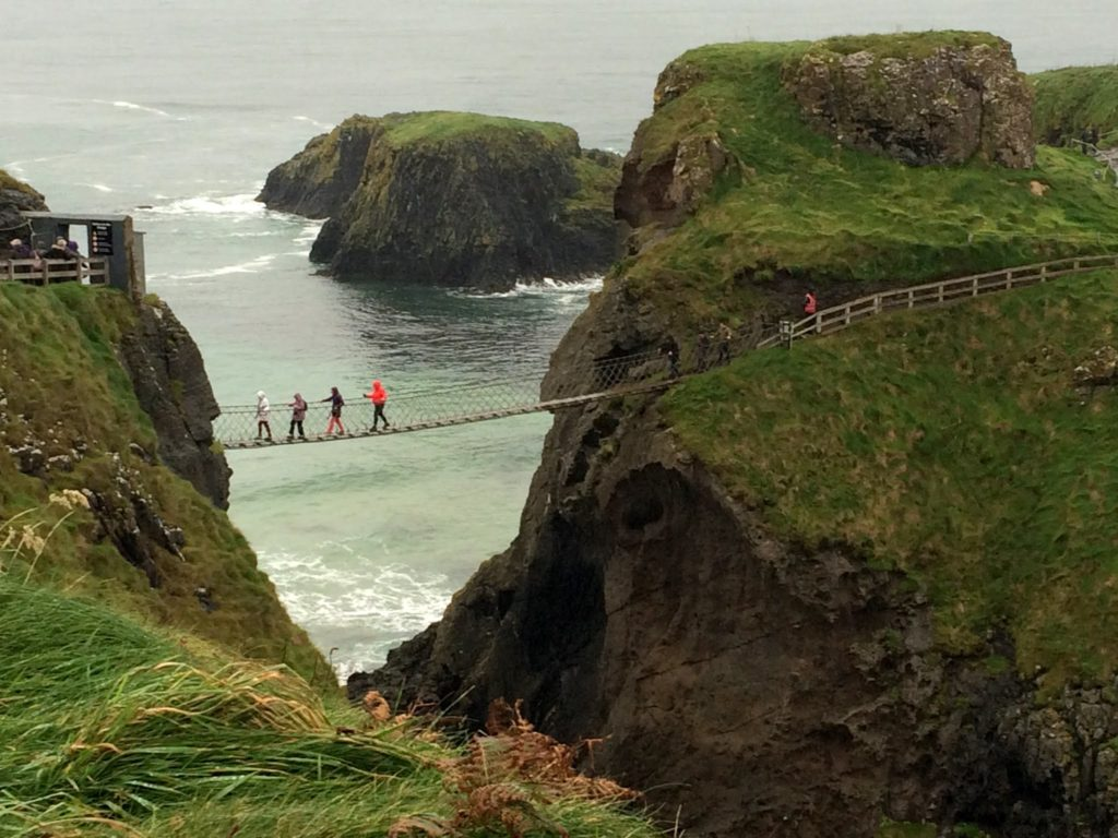 северная ирландия достопримечательности
