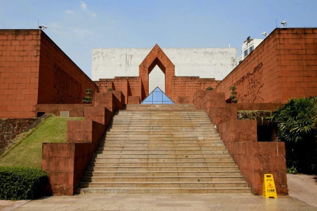 гробница китайского императора