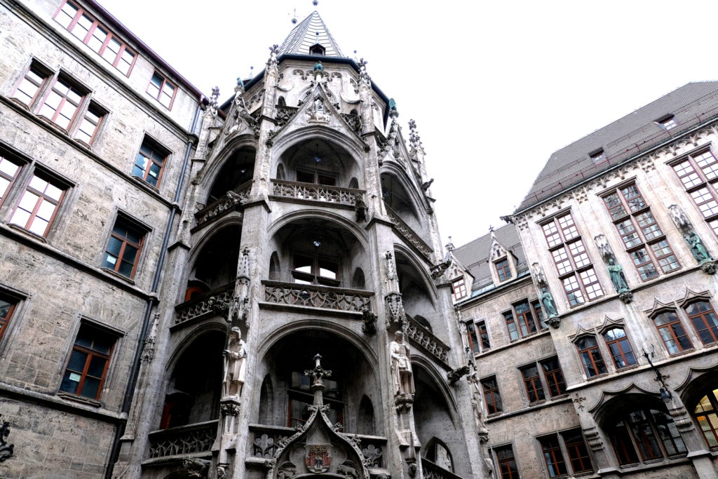 Ратуша Мюнхен