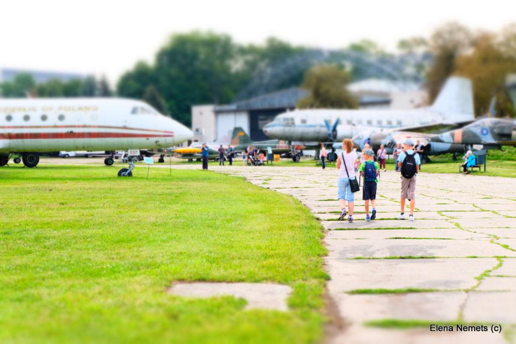 Музей авиации Краков