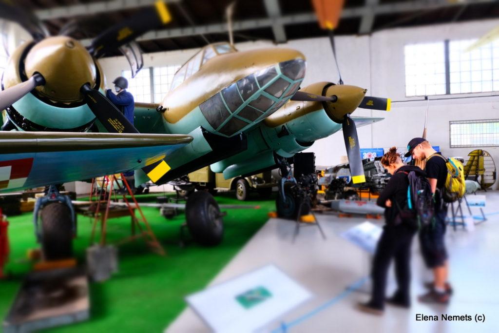 музей самолетов Краков