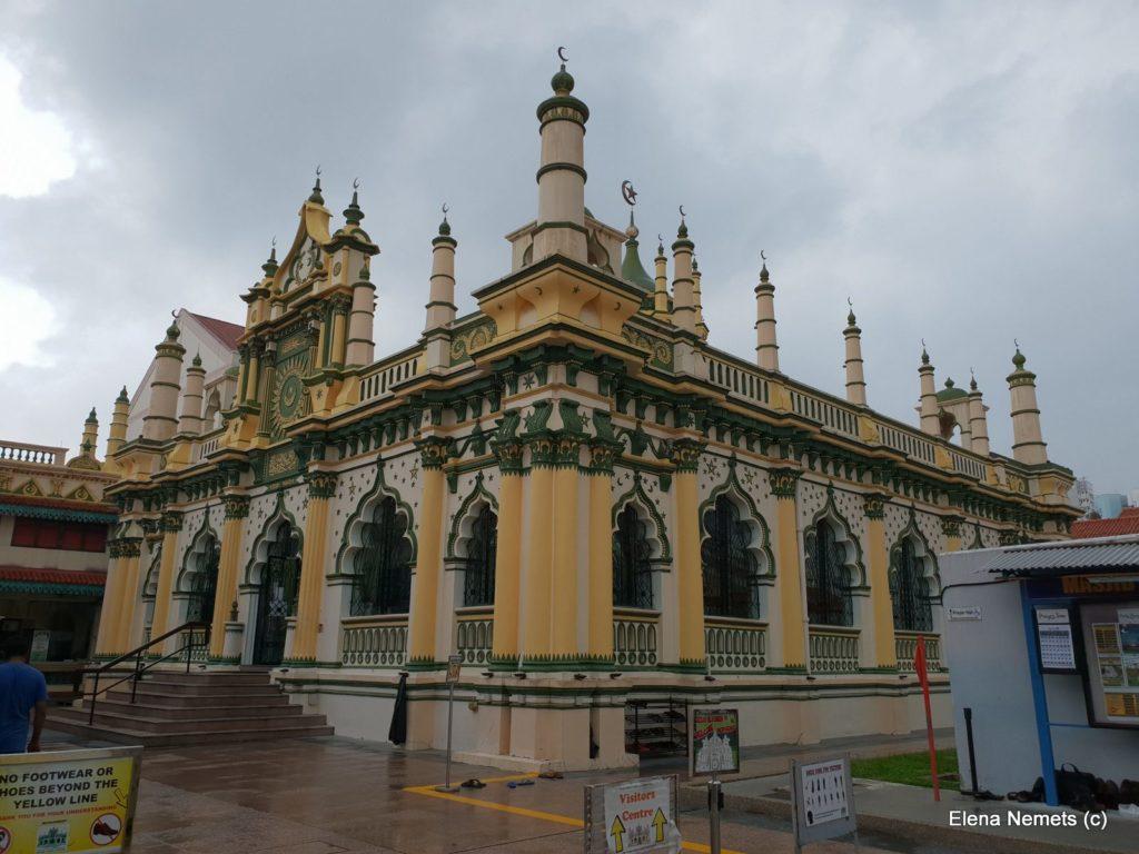 Мечеть Абдул Гафур