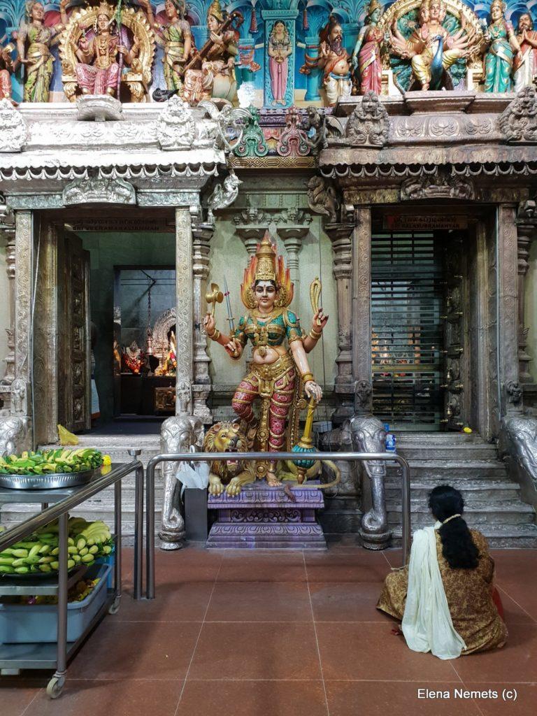 Храм литтл индия