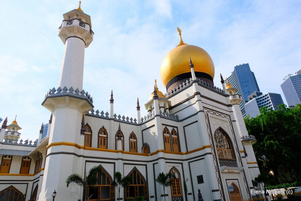 Араб стрит Сингапур