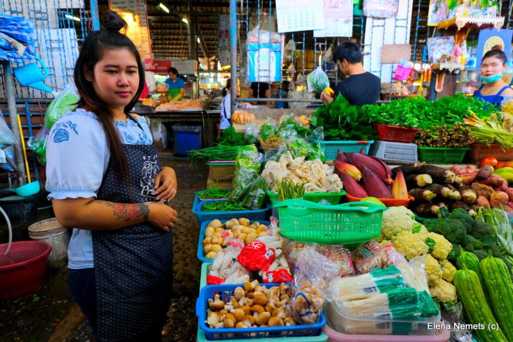 кулинарный класс Таиланд
