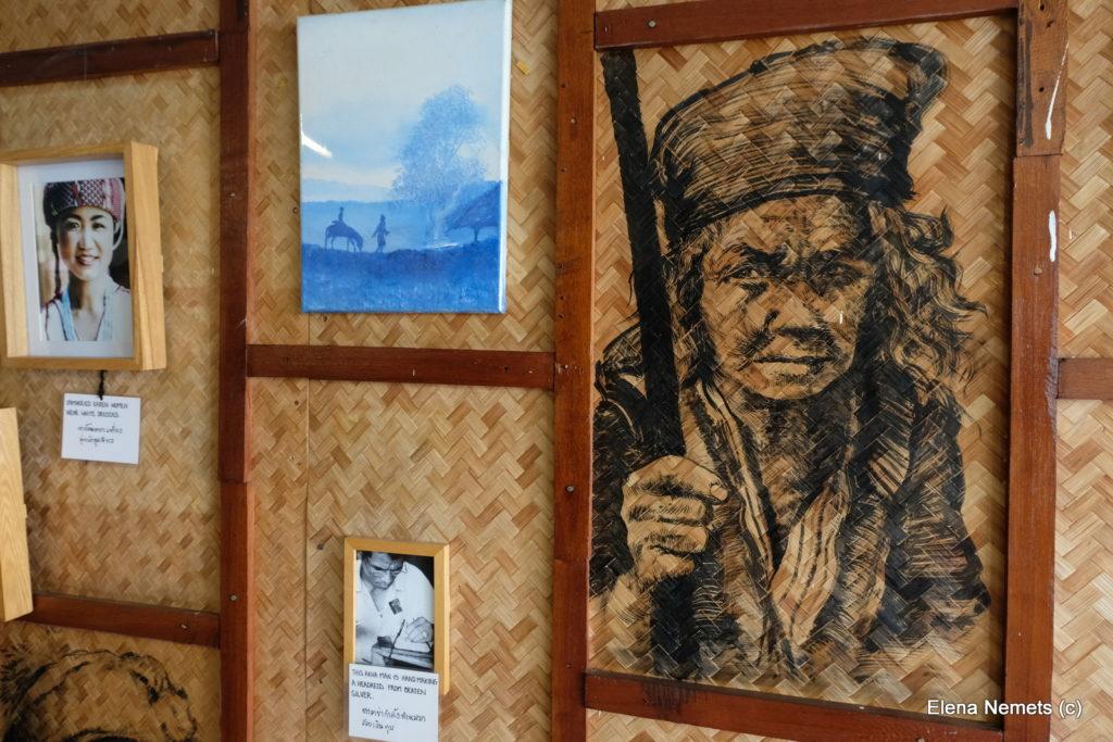музей племен Таиланда