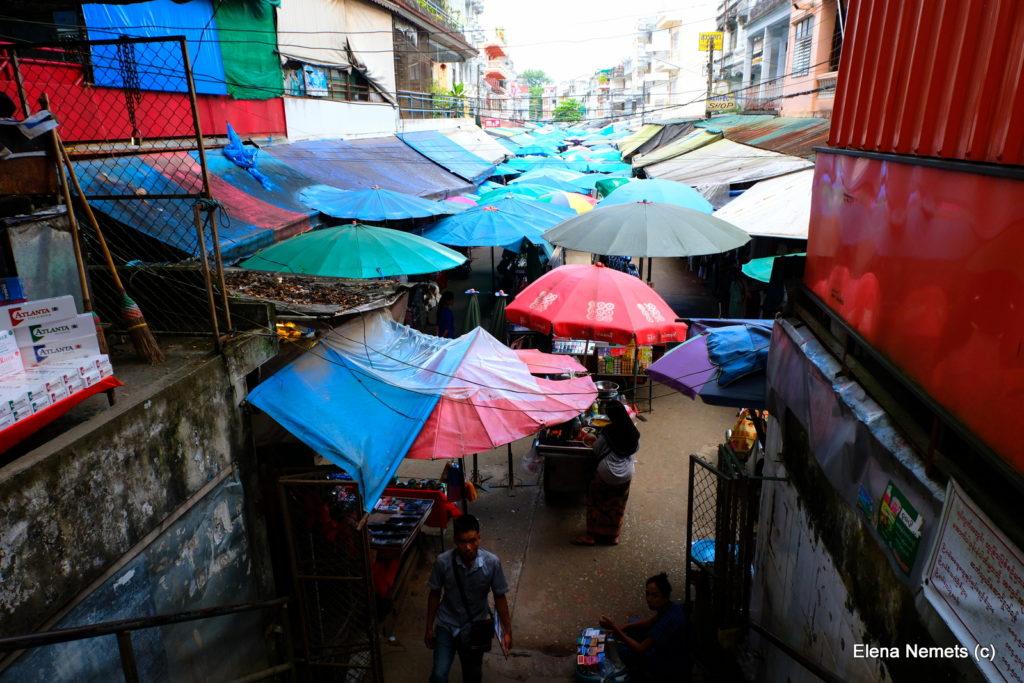 Мьянма Таиланд граница