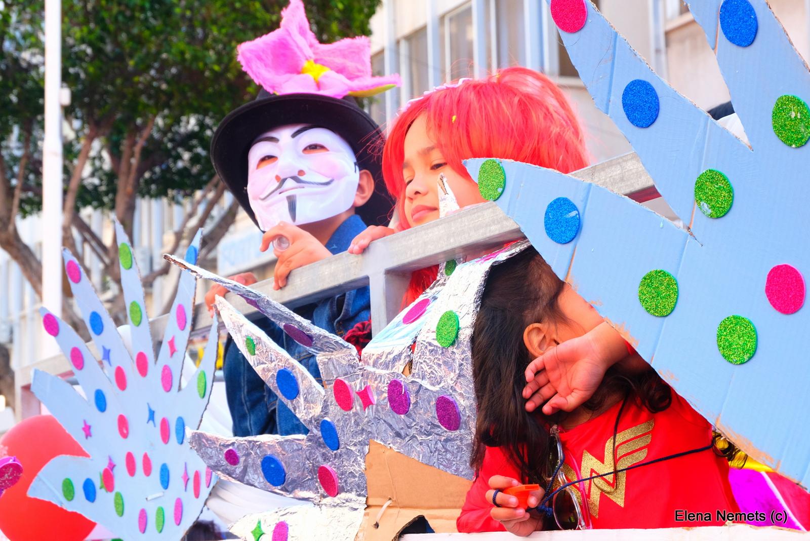 карнавал Лимассол