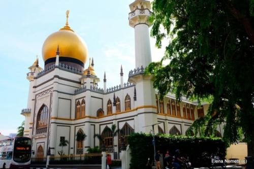 Мечеть в Kampong Glam